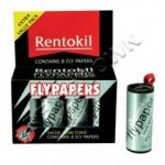 Rentokil Fly Papers Pk4