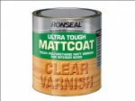Ronseal Ultra Tough Mattcoat Clear 2.5Ltr