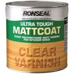 Ronseal Ultra Tough Mattcoat Clear 5Ltr