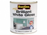 Rustin Quick Dry Brillant White Gloss 500ml