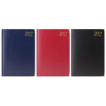 A6, DAP Diary Padded Gilt-edged