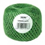 3GM GRN JUTE APP 130M BALL P6