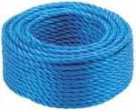 Holm Tie Blue Polypropylene Rope (6mm X 30M) BR630