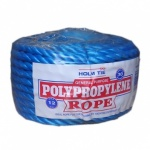 Holm Tie Blue Polypropylene Rope (12mm X 30M) BR1230