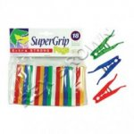 SUPERGRIP PLASTIC PEG PK18