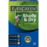EverGreen Shady Lawn Patch Pack 420g ( Replace To 210G)