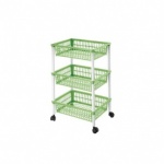 Mito-3 Tier Trolley
