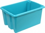 **Discontinued** WHITEFURZE SMALL STORAGE BOX TEAL