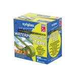 Sylglas Alum Waterproofing Tape 4m X 100mm