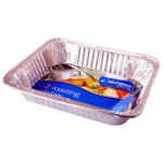 Kingfisher 2 Foil Roasting Dishes [KCF8]