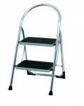 2 Step Stool Chrome