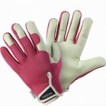 Briers Lady Gardener Soft Leather Gloves (B0223)
