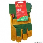 Briers Suede Rigger Garden, Building & Diy Glove X-Large (B0087)