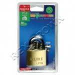 Squire Brass Padlock Leopard 20mm