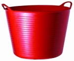 Tubtrugs Flexible Large Red (42Ltr)