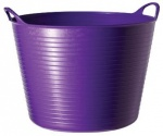 Tubtrugs Flexible Extra Large Purple (75Ltr)