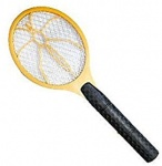 Sifcon TENNIS RAQUET SHAPED ELECTRIC SHOCK BUG ZAPPER 0603