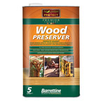 S/B Wood Preserver Clear 2.5Ltr