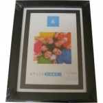 5'' X 7'' Black Photograph Frame