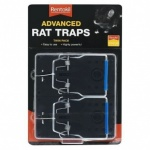 Rentokil Advanced Rat Traps Pk2