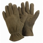 Briers Leather Washable Gloves Medium (B0119)