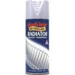 Plasti-Kote Twist n Spray Radiator Stain Chrome 400ml