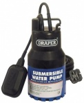 Draper 350W Submersible Water Pump