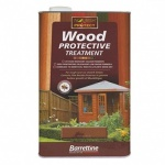 Barrettine S/B Wood Preserver Holly Green 5Ltr