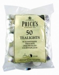 Prices Tealights Bag x50