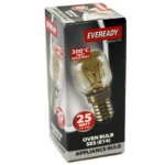 E/R Oven Lamp 25w SES Clear