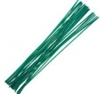 Green Flower Sticks 12'' Pk50