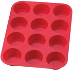 Silicon Bake Muffin Pan 12cup