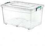 50 ltr Box On Wheels With Lid