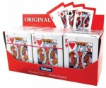 Playing Cards Plastic coated,Security seal