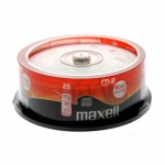 Maxell CDR80 PK25 For Music (628529)