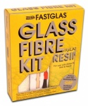Isopon Fastglass Large Fibre Glass Kit