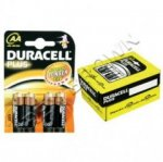 Duracell Plus Power AA PK4 Batteries Box (MN1500 PLUS)