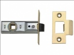 Union Tublar Mortice Latch 2 1/2'' CP (Y-2648-SE-2.50)