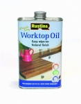 Rustin Worktop Oil 500ml