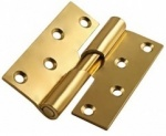 4'' Right Hand Rising Butt Hinges E.B. - Bulk Pack 5pair