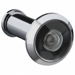 Chrome Door Viewer 180degree - Pre Pack 1pcs
