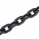 Black Chain 5mm X 21mm 10m (B5665)