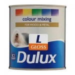 Colour Mixing Gloss Light BS 0.5Ltr