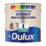 Colour Mixing Kitchen Matt Light BS 2.5Ltr