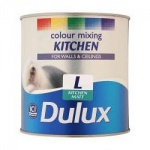 Colour Mixing Kitchen Matt Light BS 1Ltr