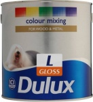 Colour Mixing Gloss Light BS 2.5Ltr