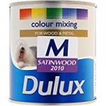 Colour Mixing Satinwood Medium BS 0.5Ltr