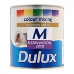 Colour Mixing Satinwood Extra Deep BS 0.5Ltr
