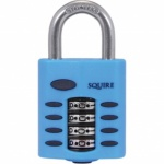 Squire Rustproof Combinations Padlock (CP50)