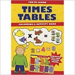 **Discontinued** Times Table Poster Book
